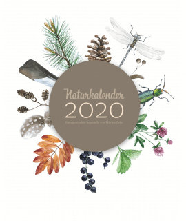 Naturkalender – 2020 Von Marina Gots