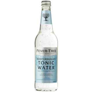 Fever-Tree Mediterranean Tonic Water 0,5l