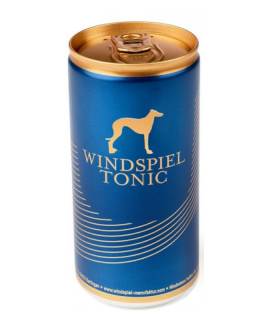 Windspiel Tonic Water 0,2l Dose