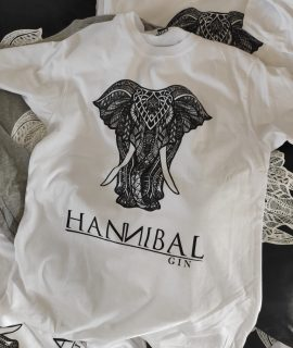 Hannibal Gin T-Shirt