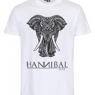 """Hannibal Gin T-Shirt Herren """"weiß"""""""