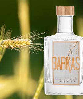 BARKAS – Roggen Kornbrand