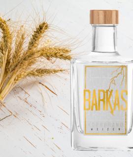 BARKAS – Weizen Kornbrand