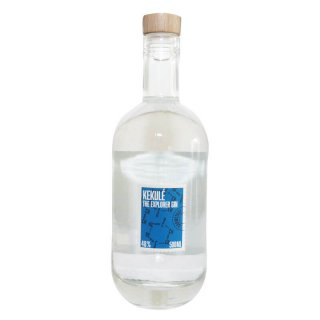 Kekulé – The Explorer Gin
