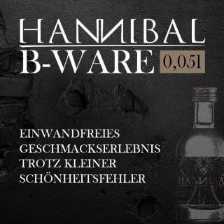Hannibal Gin B-Ware 0,05l Verschiedene Sorten