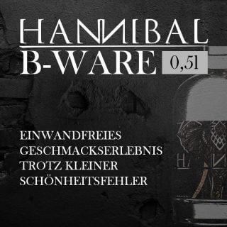 Hannibal Gin B-Ware 0,5l