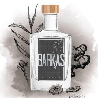 BARKAS – Ingwergeist