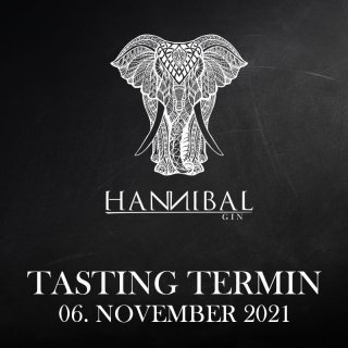 Gin Tasting 06.11.2021