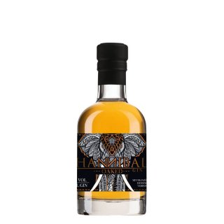 Hannibal  Gin OAKED 0,2l