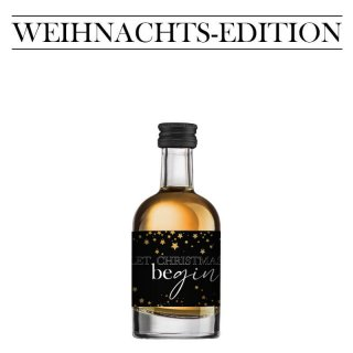 WeihnachtsEdition-Hannibal Gin OAKED 0,05l