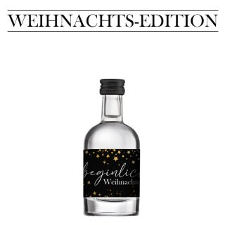 WeihnachtsEdition Hannibal Gin 0,05l