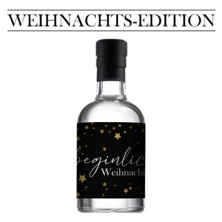 WeihnachtsEdition Hannibal Gin 0,2l