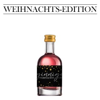 WeihnachtsEdition-Hannibal Gin Meets Raspberry 0,05l